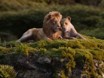 Watch: Beyoncé and Donald Glover Duet in 'The Lion King' Will Make You Melt