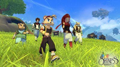 Explore a Magical World on April 18 in Shiness: The Lightning Kingdom