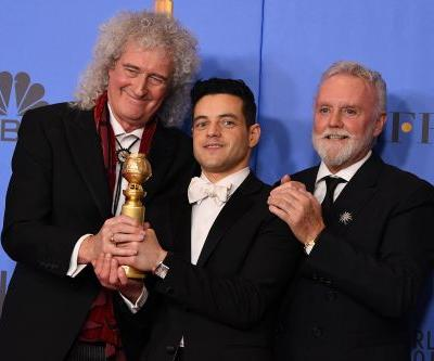 'Bohemian Rhapsody' proves hit movies can win Golden Globes
