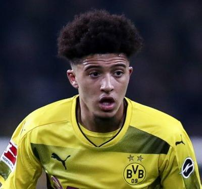 Jadon Sancho stunned by 'mad' £100m transfer reports