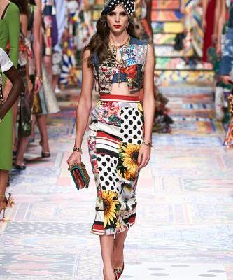 Dolce and Gabbana Stitch Hope and Optimism Back into The Fabric of Sicily