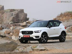 2018 Volvo XC40 First Drive Review In Pictures