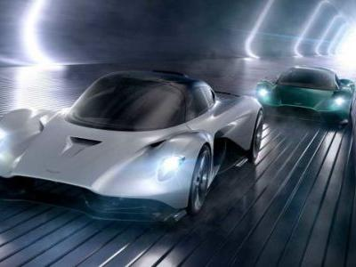 Aston Martin Goes Directly After Ferrari and McLaren With Two New Mid-Engine Cars