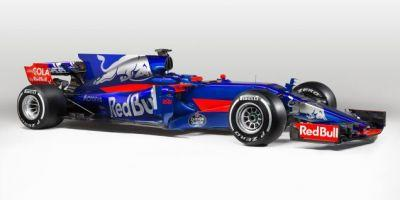 Thank Goodness We're Finally Able To Tell Red Bull And Toro Rosso's F1 Cars Apart