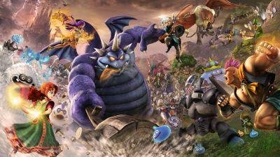 Dragon Quest Heroes II has online co-op, hitting PS4 and Steam in April