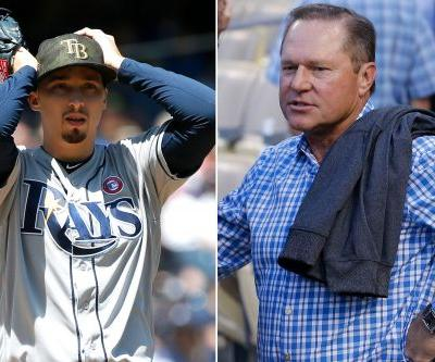 Rays' Blake Snell is now Scott Boras' client