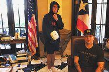 Bad Bunny & Residente Make Surprise Visit to Puerto Rico Governor to Discuss Crime, Education