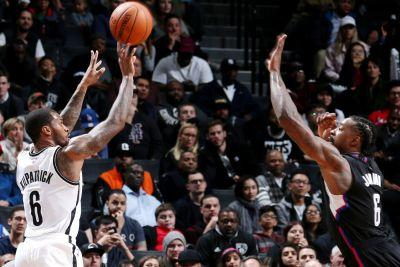 Sean Kilpatrick has game of his life as Nets stun Clippers in 2 OT
