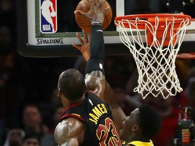 NBA playoffs 2018: LeBron James' late block was a goaltend, Victor Oladipo says