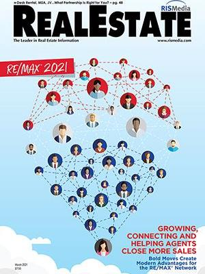 Cover Story: Growing, Connecting and Helping Agents Close More Sales