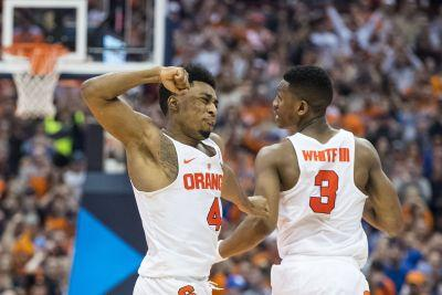 Syracuse in must-win spot stuns Duke at the buzzer