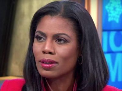 Omarosa Stands by Book Claim About Frank Luntz After He Calls It 'Flat-Out False'
