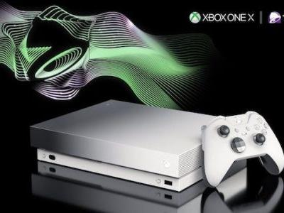 Limited Edition Xbox One X Starts Up With Taco Bell's Famous 'Ring'