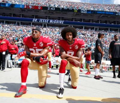 Memo to NFL owners: Trump will never stop using the national anthem to stoke his culture wars