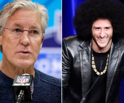 Colin Kaepernick's Seahawks hopes could rest on this draft