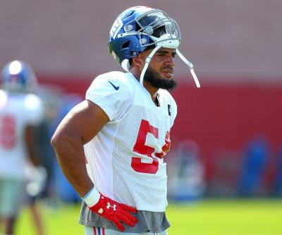 Giants are talking about trading Olivier Vernon