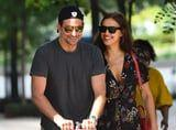 Bradley Cooper Breaks From A Star Is Born For a Sweet Family Stroll With Irina Shayk