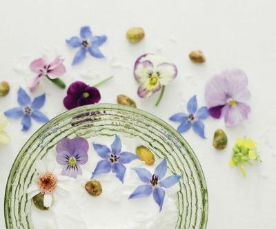 The Beauty of Edible Flowers