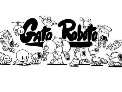 Gato Roboto Bringing CatMech Action May 30