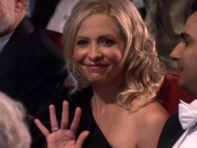 How The Big Bang Theory's Series Finale Landed Sarah Michelle Gellar's Cameo