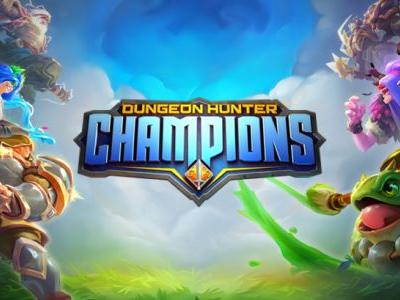 Dungeon Hunter Champions, a mashup of ARPG and MOBA mechanics that result in nothing special