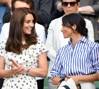 Kate Middleton Is Thrilled To Have Another 'Cousin For George And Charlotte' When Meghan Markle Gives Birth
