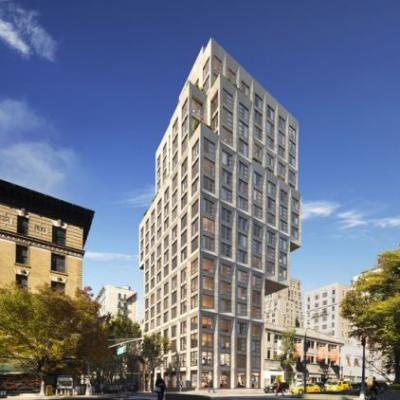 ODA Designs New York's Largest Residential Cantilever in Manhattan