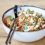 This Moroccan Carrot and Chickpea Salad Is Just Lovely