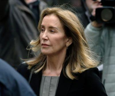 Felicity Huffman pleads guilty, faces prison time in college admissions scam