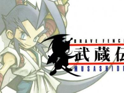 Square Enix Releases Awesome Brave Fencer Musashi 20th Anniversary Video
