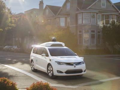 There will soon be a lot more Waymo self-driving minivans on the road