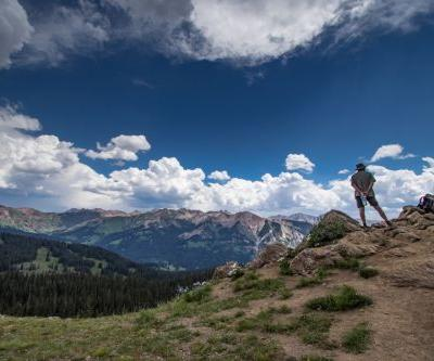 Going to Great Heights Hiking in Crested Butte