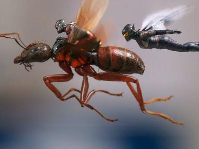 Ant-Man and the Wasp Gets New Story Details & Images