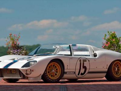 The Prestigious Ford GT/109 Competition Prototype Roadster is Worth At Least $10M
