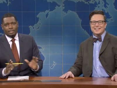 Elon Musk On SNL Sees Rivals Airing Commercials, A 30 Percent Drop In Dogecoin