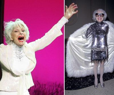 The fabulous life of Carol Channing