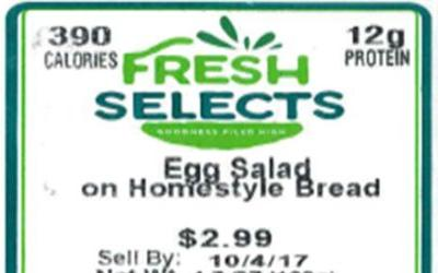 Sandwiches recalled for Listeria from Target, Walgreens, others