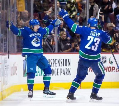 Vancouver Canucks ink Finnish forward Markus Granlund to one-year extension