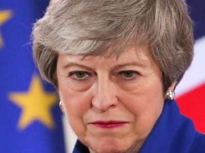 Theresa May tells civil service to stop planning for a no-deal Brexit after spending £4 billion on it
