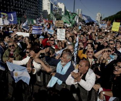 Argentina looks set to get a $50 billion bailout - the biggest loan in the IMF's history