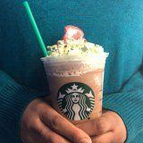 Starbucks's New Christmas Tree Frapp May Be a Weird-AF Flavor Combo, but It Works