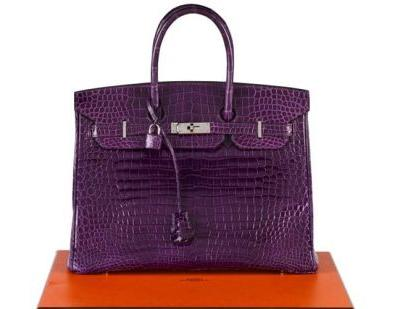 Sotheby's to auction rare collection of Hermès handbags