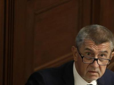 Czech government faces no-confidence vote over PM's scandal