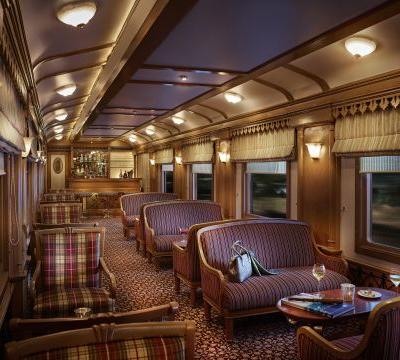For your travel bucket list: Five luxury train journeys in Asia
