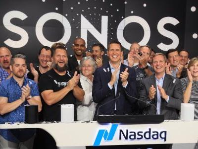 Sonos execs break down the speaker company's $1.5 billion IPO -and lay out its road to profitability