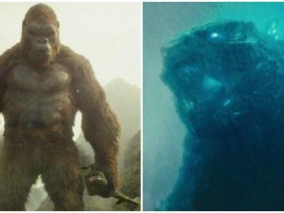 First Godzilla vs. Kong Set Photos with Alexander Skarsgard