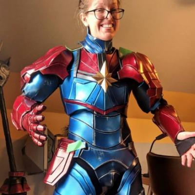 Higher, Further, Faster: 10 Incredible Captain Marvel Cosplays