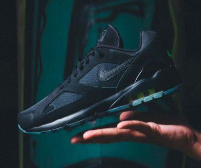 "A Closer Look at the Nike Air Max 180 ""Black/Volt"""
