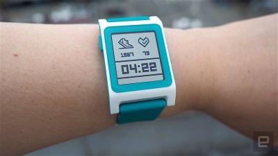 Fitbit is reportedly buying Pebble