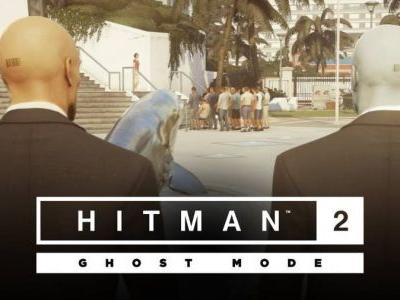 Ghost Mode Coming to HITMAN 2